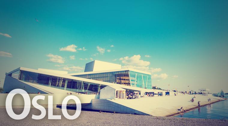 Reiseziele: Norwegen – Oslo