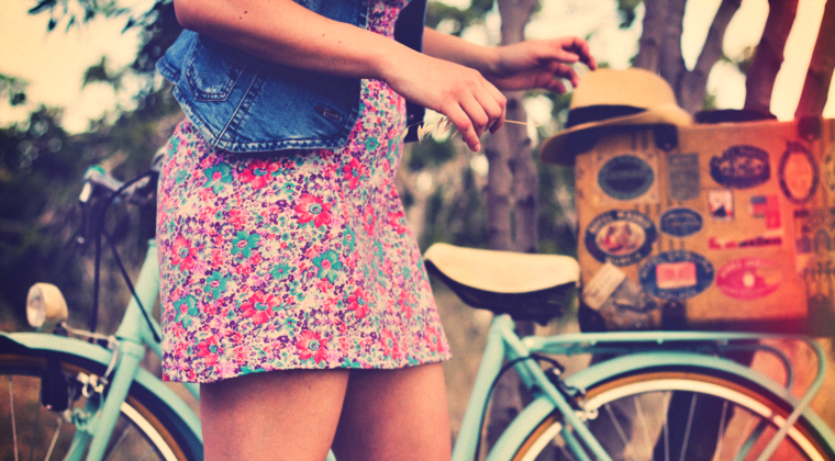 Mit dem Fahrrad zum Campen – Fahrradtypen und Grundausrüstung