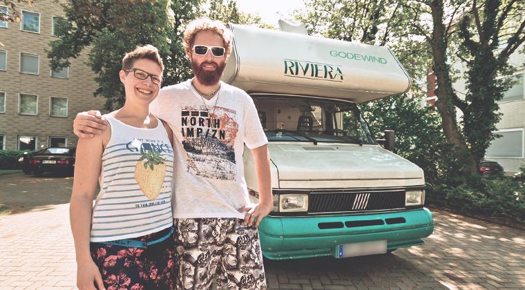 Campergespräche: Silke & Dirk