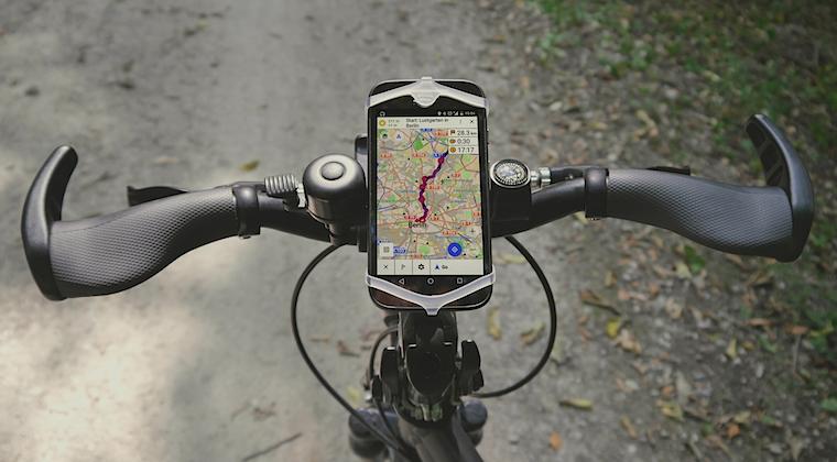 Apps Für Camper Und Reisende: Teil 3 – Fahrradrouten