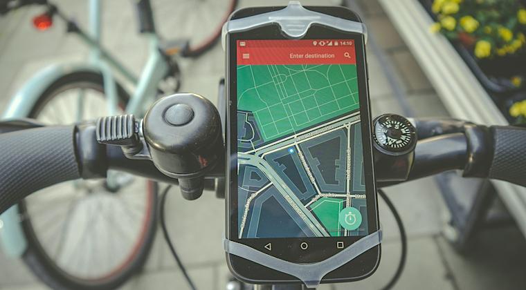 """Produkttest: Bike Citizens Und """"Finn"""", Der Smartphone-Halter"""