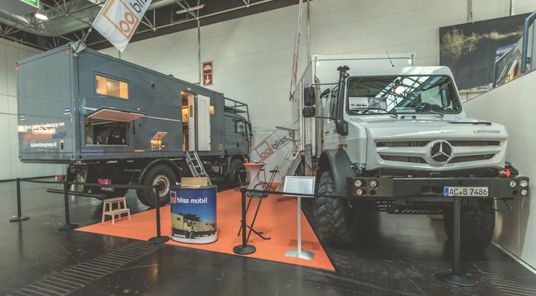 Blissmobil Luxus Wohncontainer Fur Expeditionsfahrzeuge