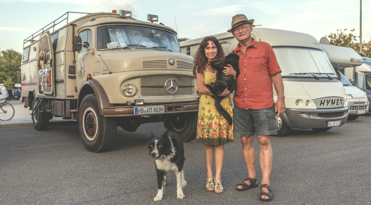 Campergespräche: Marga & Willy