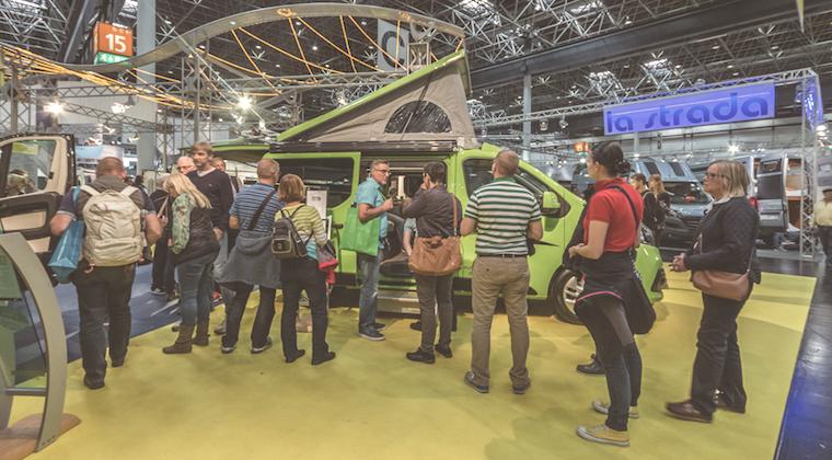 Caravan Salon Düsseldorf – Rückblick Und Fotogalerie