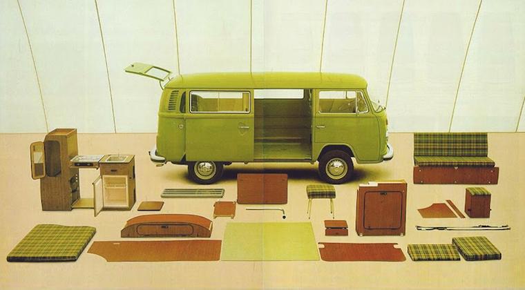 Die kreativste Bulli-Werbung – Teil 3: Der Westfalia-Bus
