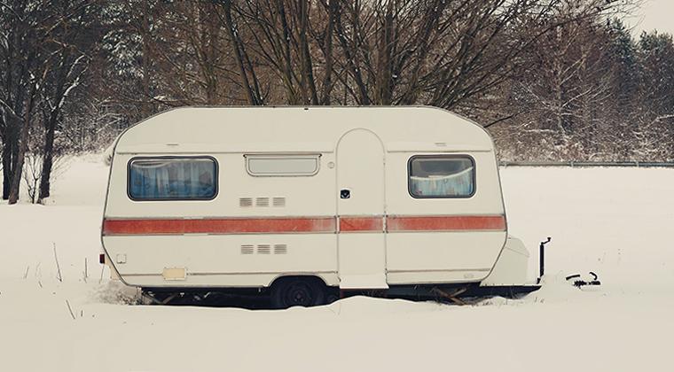 Checkliste: Wohnwagen Und Wohnmobil Winterfest Machen