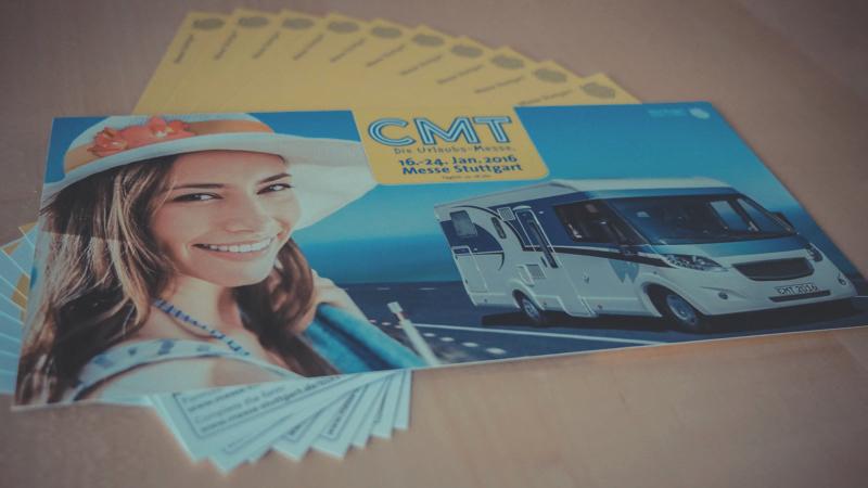 Gewinnt 5×2 Tickets für die CMT in Stuttgart!