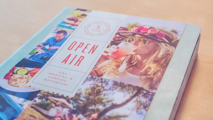 Buchtipp: Open Air – Das Festival- & Camping-Kochbuch