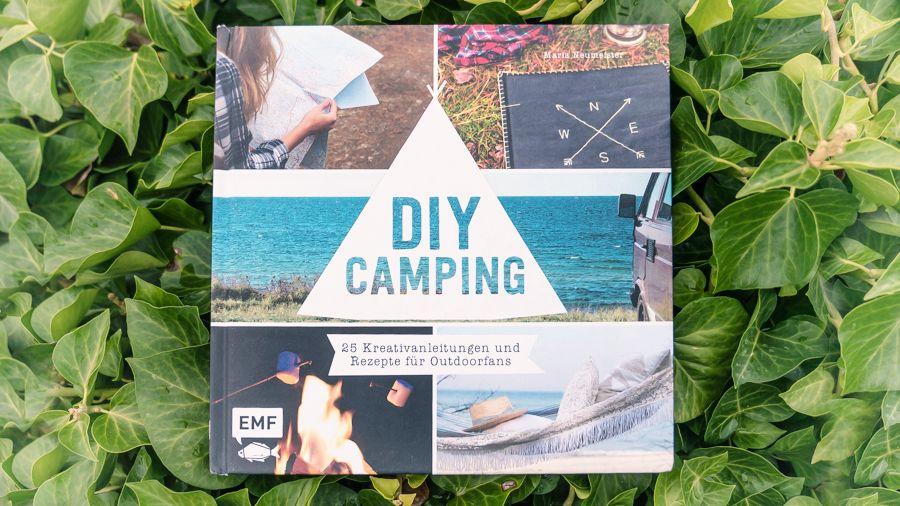 Buch DIY Camping
