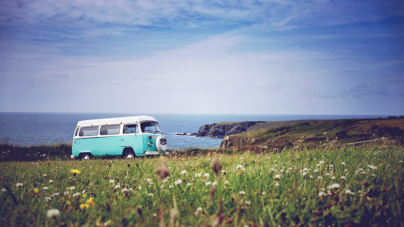 Yescapa Campersharing VW Bulli (c) Andy Chilton - unsplash