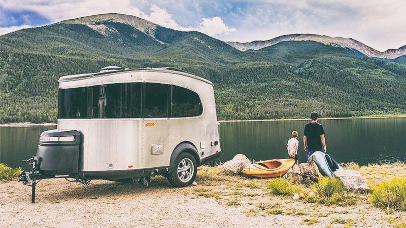 """Airstream: Der neue kompakte """"Basecamp"""" stellt sich vor"""