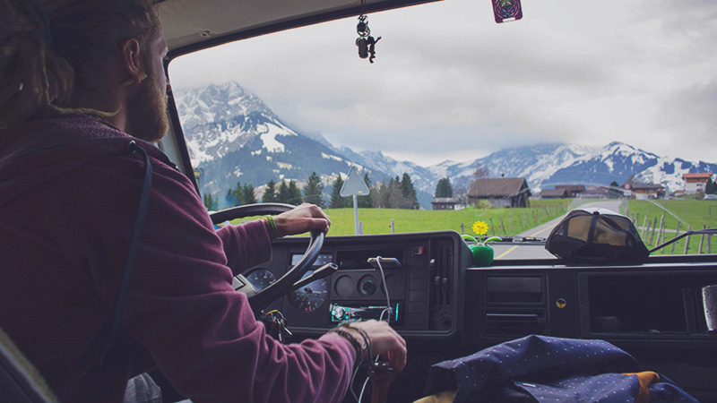 "VanLife: Mein Leben ""On the Road"""