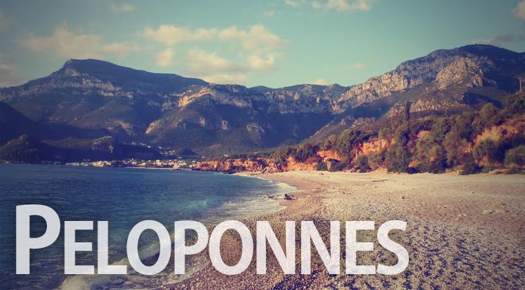 Griechenland: Der Peloponnes