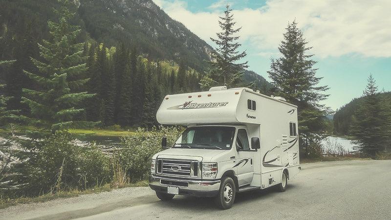 Mit dem Wohnmobil durch Kanada
