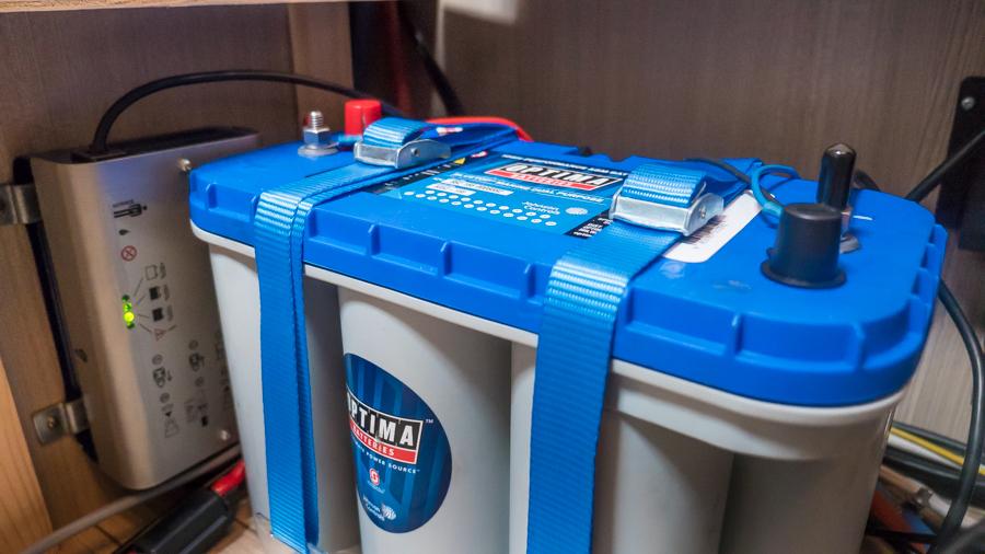 Die richtige Bordbatterie für dein Wohnmobil