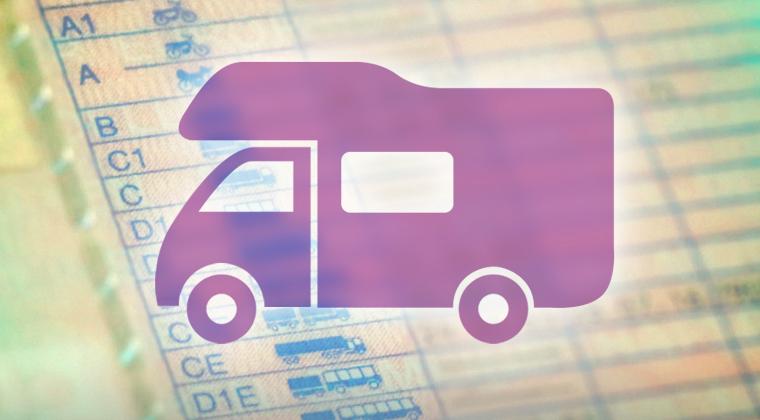 Führerschein Für Das Wohnmobil
