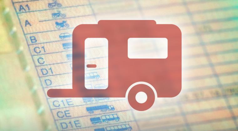Führerschein Für Wohnwagen Und Gespanne