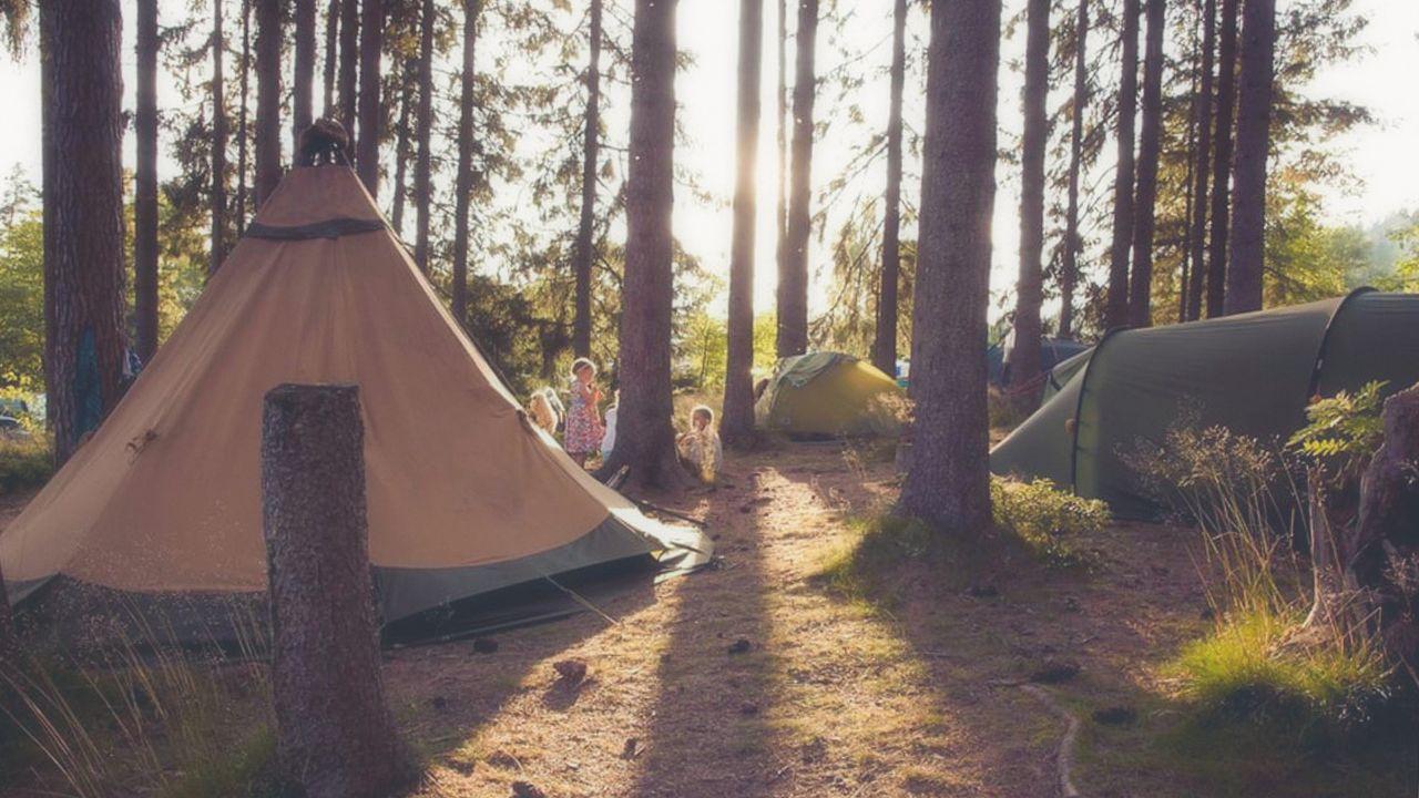 Camping mit Kindern: Die schönsten naturnahen Campingplätze (nicht nur) für Familien