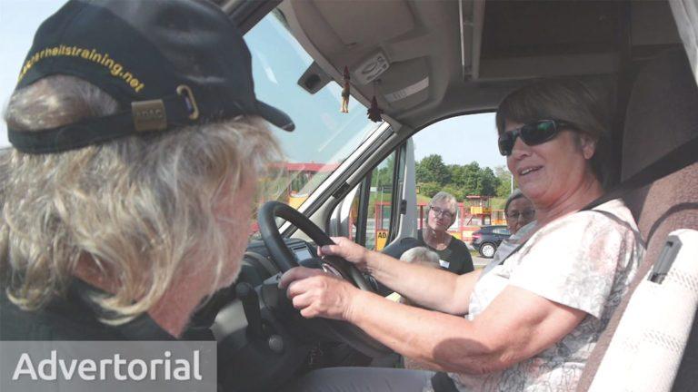 Frauen Ans Steuer! Fahrsicherheitstraining Für Wohnmobilistinnen