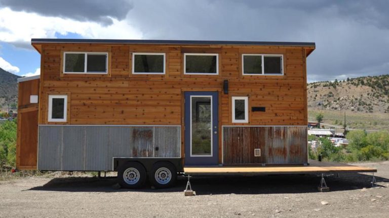 Tiny Home Ad Astra aus den Rock Mountains